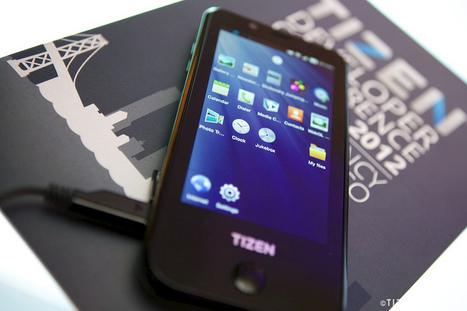 Tizen, el SO de Samsung, da muestras de vida en prototipos | Mobile Technology | Scoop.it