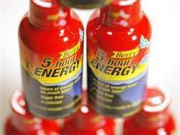 Guzzling energy drinks but more tired than ever?   Food issues   Scoop.it