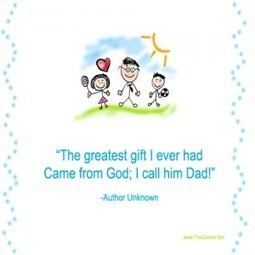 Father's Day Quotes | TheQuotes.Net - Motivational Quotes | Motivational Text Quotes | Scoop.it