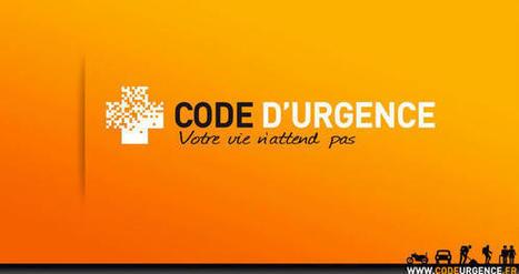 Les urgences deviennent 2.0 grâce à un QR Code | Social Media and Web Marketing : The necessary tools | Scoop.it
