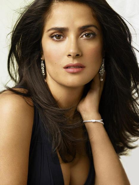 South Indian Actresses Hot HD Pictures: Salma hayek Hot Bikini Pictures | Hollywood Celebrities Hot pics | Scoop.it
