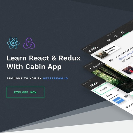 Cabin - A React/Redux Tutorial Series | JavaScript for Line of Business Applications | Scoop.it
