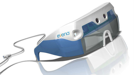 These Vein-Spotting Smart Glasses Will Give Medics X-Ray Vision | Health Care Social Media | Scoop.it