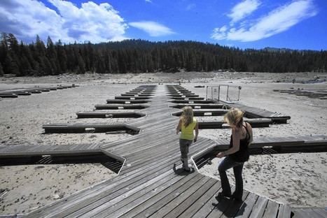 Huntington Lake summer fun drying up in California drought | Sustain Our Earth | Scoop.it