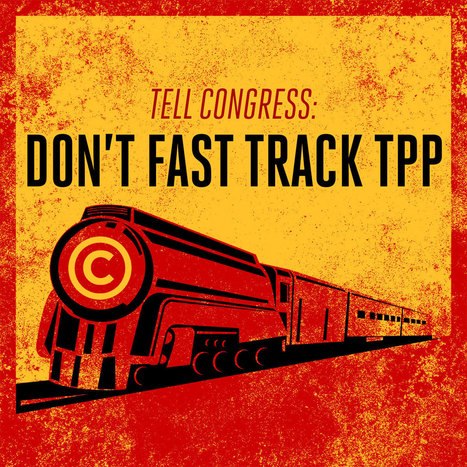 #PROTEST #WARNING ''Fast Track Bill' Would Legitimize obama #ESPIONAGE #SPYING and Clear the Way for Anti-User Trade Deals' | News You Can Use - NO PINKSLIME | Scoop.it