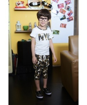 Baby Boy Camouflage Summer Clothes Set Fashion Style | Clothing at SMA-STAR | Scoop.it