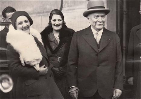 13 juin 1924 Gaston Doumergue élu président de la République | Rhit Genealogie | Scoop.it