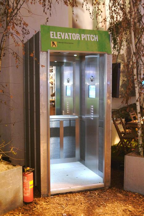 Why Everyone Needs an Elevator Pitch | Casos y Campañas Social Media | Scoop.it