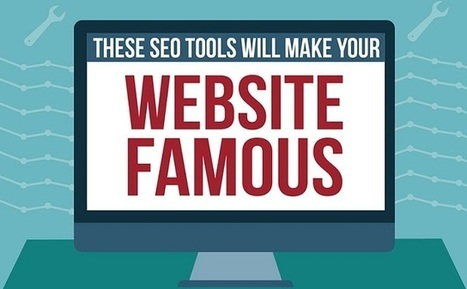 Visualistan: These Tools Will Make Your Website Famous #infographic | My Blog 2016 | Scoop.it