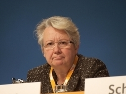 #corruption #Germany #science minister stripped of her PhD : Nature News Blog | Limitless learning Universe | Scoop.it
