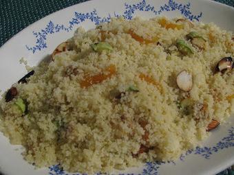 batuque na cozinha: Cuscuz marroquino fácil, fácil | Receitas da Lia | Scoop.it
