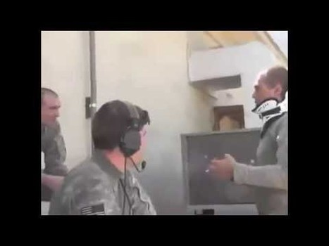 Military Videos of the World - US Patrol Ambushed by Taliban XX WARNING GRAPHIC XX   Military Videos   Scoop.it