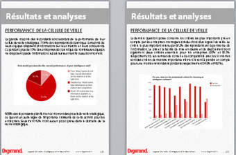 Baromètre des pratiques de Veille et e-réputation 2012 | Veille_Curation_tendances | Scoop.it