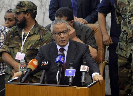 Libya PM Pledges New Government Amid Turmoil - Voice of America | Saif al Islam | Scoop.it