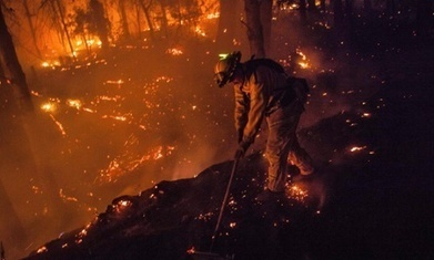 California officials ask residents to avoid social media for Rim fire updates   Digital Communities   Scoop.it
