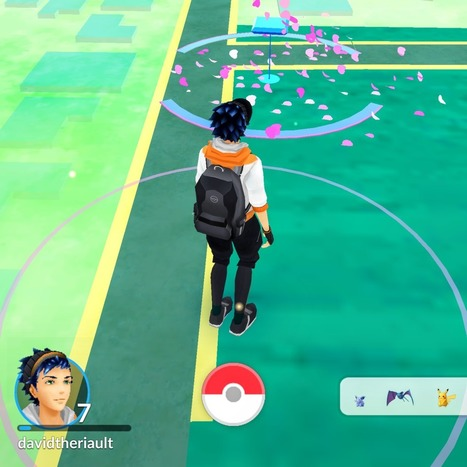 14 Reasons Why Pokemon GO Is The Future Of Learning | Soup for thought | Scoop.it