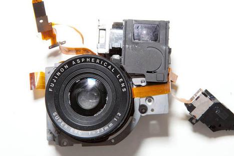 A Teardown of the Popular Fujifilm X100 | Fuji X100 | Scoop.it