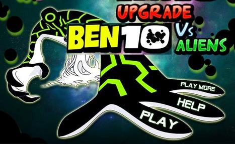 Ben10 Upgrade Vs Aliens - Play Your Best Ben 10 Games On ToonKaboom.com   Ben 10 Games   Spiderman Games   Scoop.it