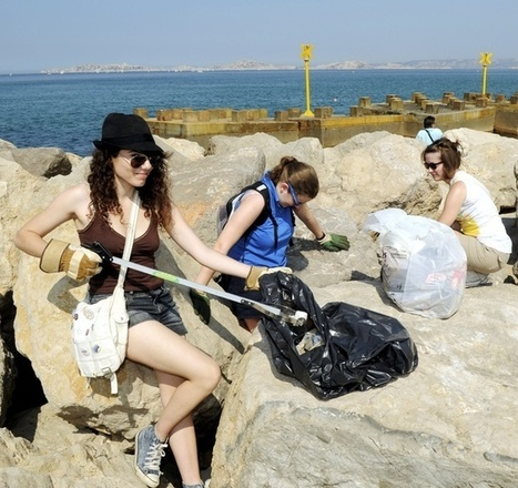 Tous mobilisés pour des plages plus propres ! | Marseille Ma ville | Scoop.it