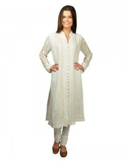 Latest and Trendy Embroided Salwar Kameez Designs and Patterns- www.talkingthreads.in   Talkingthreads   Scoop.it
