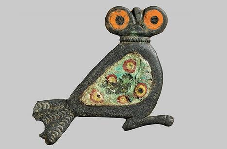 Rare Bronze Owl Brooch Found on Danish Island - Discovery News | Histoire et archéologie des Celtes, Germains et peuples du Nord | Scoop.it