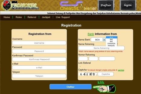 Padipoker.com Agent Judi Poker Situs Poker Online Teraman Dan Terpercaya Indonesia | CMCPoker.com Agen Judi Poker Online, Agen Judi Domino Online Indonesia Terpercaya | Scoop.it