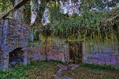 35 Eerie Abandoned Places In Australia That Will Give You Chills | Abandoned Houses | Scoop.it