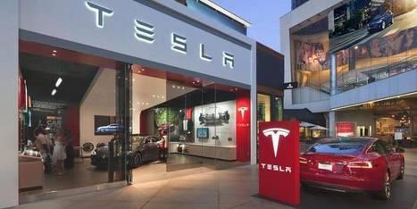 Tesla, enseigne de l'année   MAPIC Press Mentions   Scoop.it