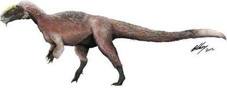 Descubierto un dinosaurio pariente del 'T.rex', pero con plumas | CienciadelaOEI | Scoop.it