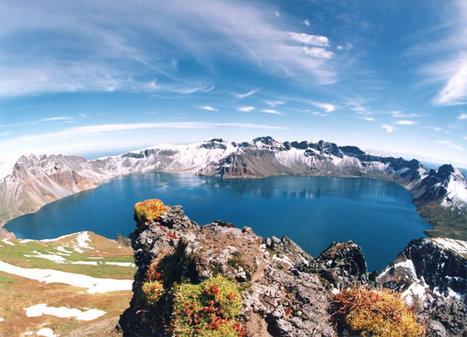 15 des plus beaux lacs volcaniques au monde   Conseils et récits de voyages   Scoop.it