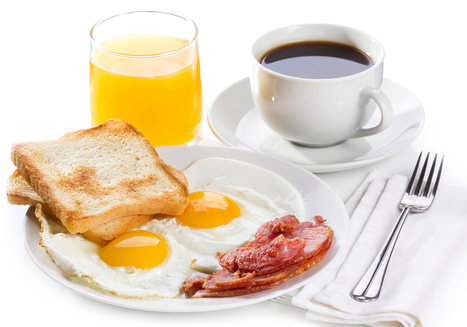 Study: Is Breakfast Necessary For Weight Loss? - velonews.competitor.com | Health Supplement Reviews | Scoop.it