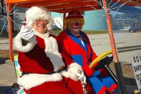 The Ocean City Christmas Parade | Ocean City MD & Coastal DE Beach Real Estate - ShoreFun4U - BeachHomes4Sale & Rent - Susan Antigone - 'Sun, Sea, Style' | Scoop.it