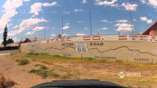 Timelapse of Route 66 | Doggone Blues | Doggone blues | Scoop.it