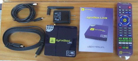 Giveaway Week – Jynxbox Live TV Streaming Box | Embedded Systems News | Scoop.it