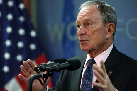 Source: NYC Mayor Bloomberg Will Use Own Money To Fight Stop-And-Frisk ... - Opposing Views | The Unpopular Opinion | Scoop.it