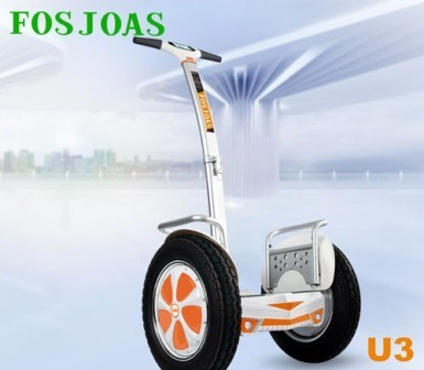 Fosjoas U3 Electric Scooter Becomes an Indispensable Part of SUV | Press Release | Scoop.it