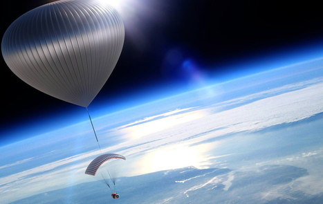Giant Balloon Trips to Near-Space: Q&A with World View CEO Jane Poynter | Tourism & Travel Business | Scoop.it
