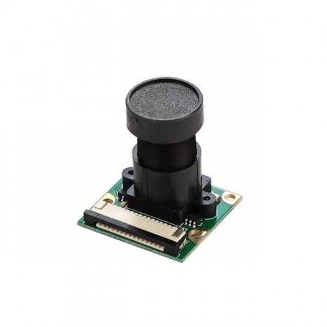 Infrared Night Vision Surveillance Camera + 2x Infrared Light for Raspberry Pi 3D Printing, Arduino, Robotics | Sainsmart | Raspberry Pi Accessories | Scoop.it