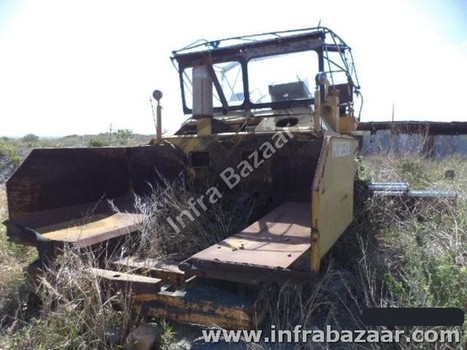 Buy And Sell Paver Online At Infra Bazaar In India   Used Equipment and Machinery   Scoop.it