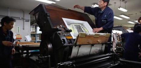 #Collotype #Print #Japan | What makes Japan unique | Scoop.it