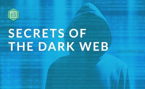 What's Hiding In The Deep, Dark Web? | Jewish Education Around the World | Scoop.it