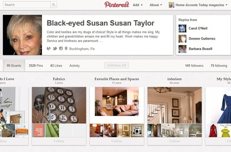 Retailers, how are you using PINTEREST? - Retail Update | Blog on Home Accents Today | Pinterest | Scoop.it