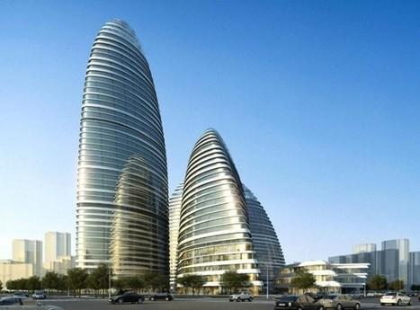 Zaha Hadid accuse un promoteur chinois de plagiat | Architecture insolite | Scoop.it