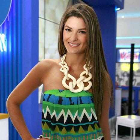 SIAD CHAR nueva embajadora de una marca de joyas | los commeres | Scoop.it