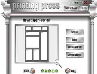 Here Is An Excellent Web Tool for Creating Classroom Newspapers | Tech in teaching | Scoop.it