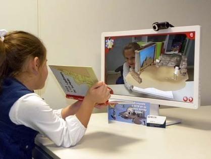Realidad aumentada en el aula... ¡una realidad diferente! - Educación 3.0 | Eskola  Digitala | Scoop.it