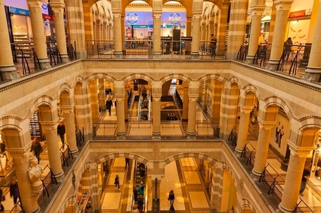 Shopping centre Magna Plaza | Full Fridge Free Guide to Amsterdam | Scoop.it