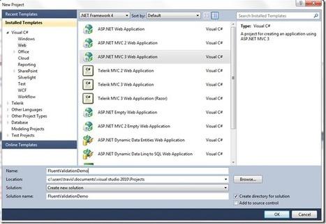 Deliveron Blog | A Quick Introduction to Fluent Validation in ASP.net MVC | ASP.NET DEVELOPMENT | Scoop.it