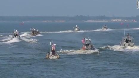 Autonomous Swarm Boats, les nouveaux drones navals de l'US Navy.   All Boats Avenue   Nautisme et Plaisance   Scoop.it