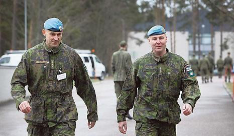 Finns ready for Syria deployment already on Saturday - Helsingin Sanomat - International Edition - Foreign | Finland | Scoop.it